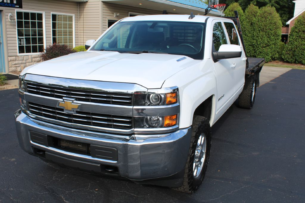 2015 CHEVROLET 2500 FLAT BED LT 4x4 DURAMAX for sale at Summit Motorcars