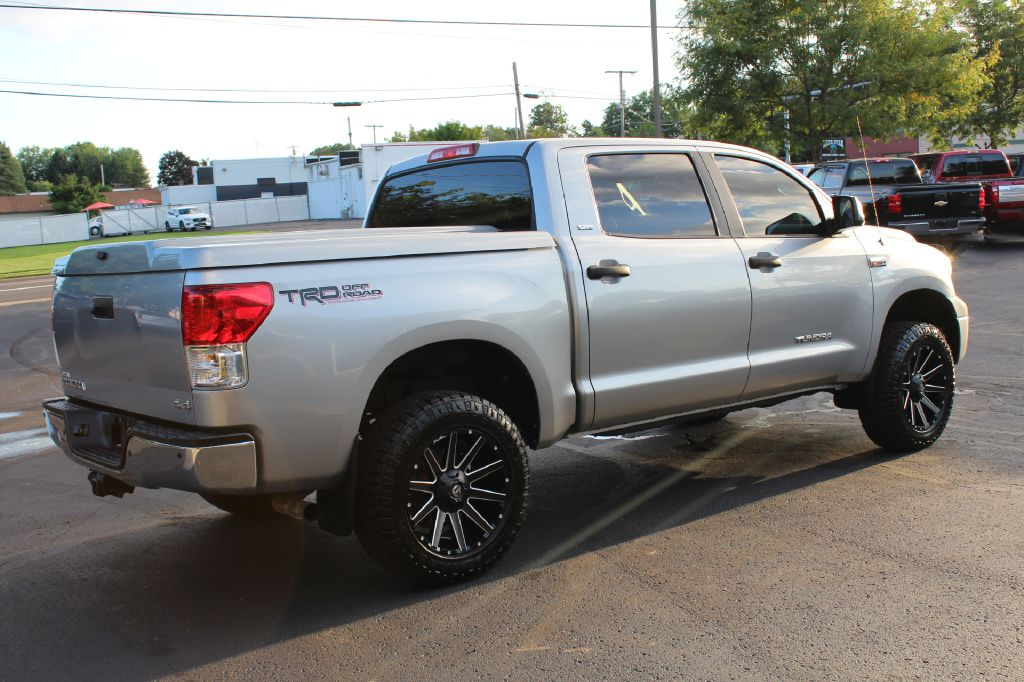 2012 TOYOTA TUNDRA 4x4 CREWMAX SR5 for sale at Summit Motorcars