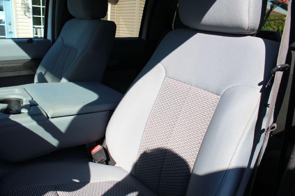 2016 FORD F250 XLT LB 4x4 XLT LB POWERSTROKE for sale at Summit Motorcars