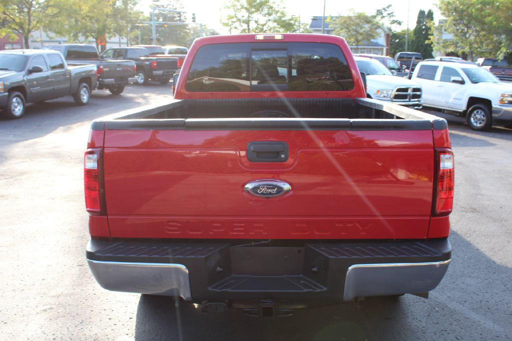 2014 FORD F250 SD XLT LB 4x4 POWERSTROKE for sale at Summit Motorcars
