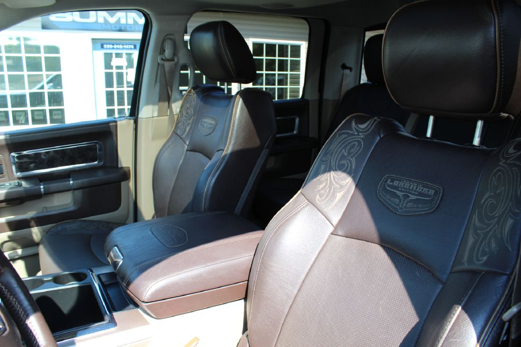 2012 DODGE RAM 3500 LONGHORN 4x4 CUMMINS for sale at Summit Motorcars