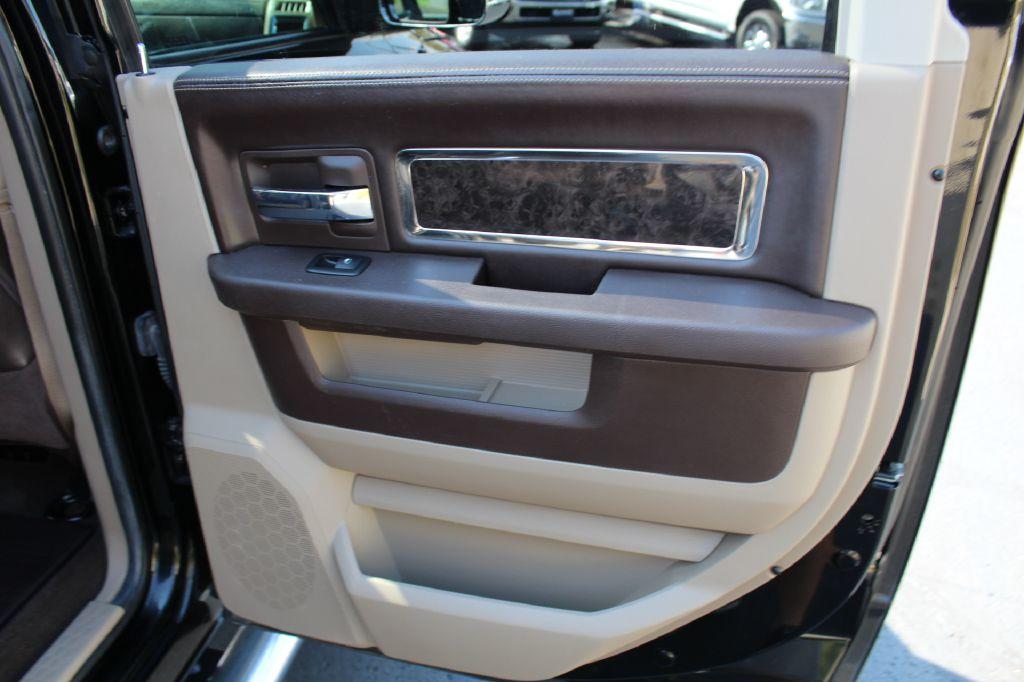 2012 DODGE RAM 3500 LONGHORN 4x4 CUMMINS for sale at Summit Motorcars