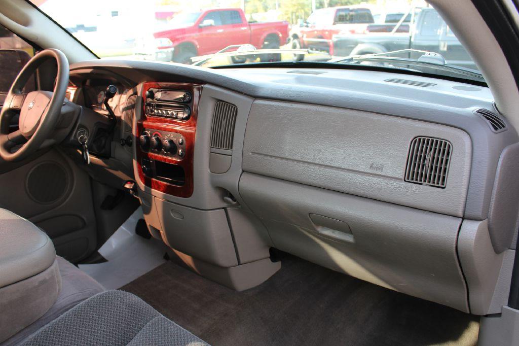 2004 DODGE RAM 3500 SLT LB 4x4 CUMMINS 5.9 for sale at Summit Motorcars
