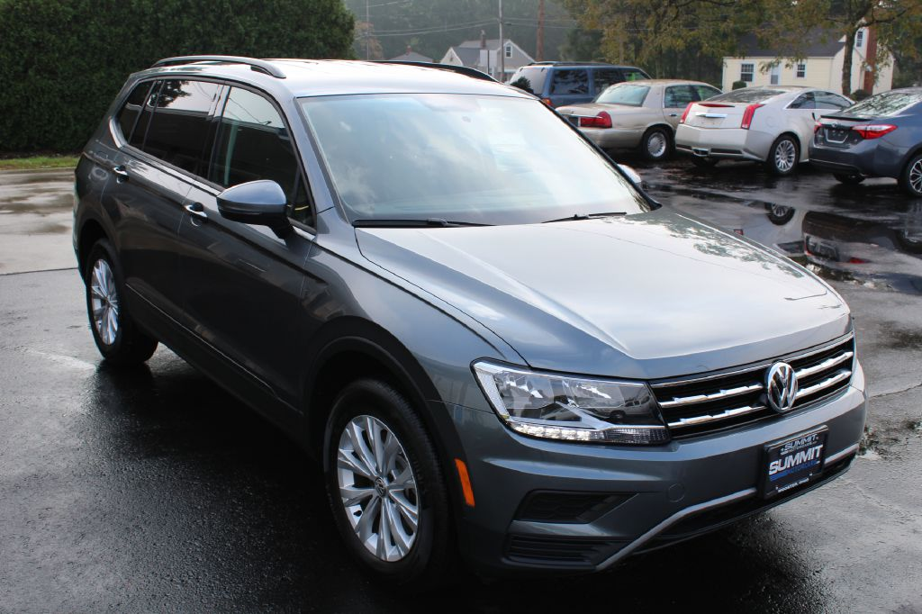 2018 VOLKSWAGEN TIGUAN S 4 MOTION AWD for sale at Summit Motorcars