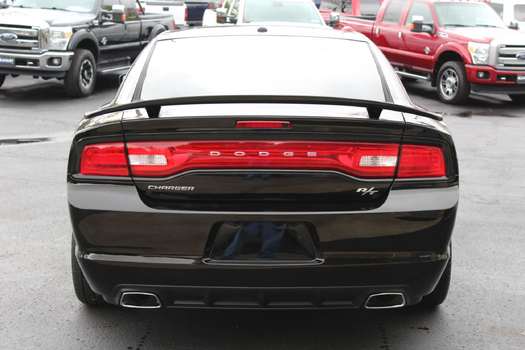 2014 DODGE CHARGER R/T for sale at Summit Motorcars