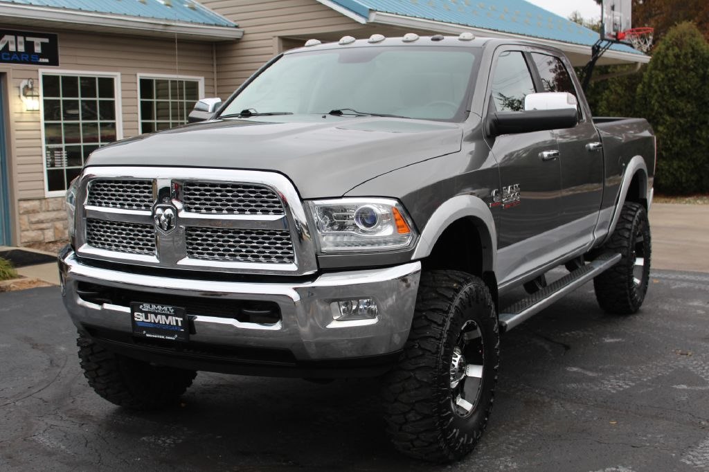 2013 RAM 2500 LARAMIE 4x4 CUMMINS for sale at Summit Motorcars