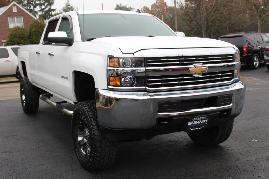2015 CHEVROLET SILVERADO 2500 LT 4x4 for sale at Summit Motorcars