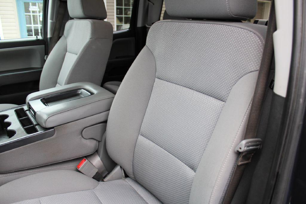 2016 GMC SIERRA 2500 LB 4WD DURAMAX for sale at Summit Motorcars