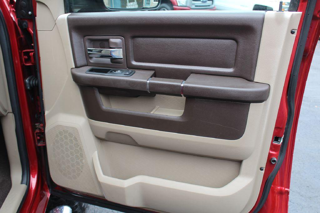 2010 DODGE RAM 2500 LB W/PLOW SLT 4WD 5.7L HEMI for sale at Summit Motorcars