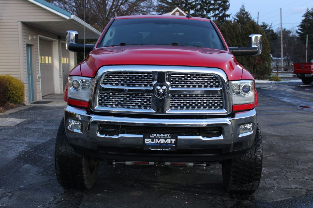 2014 RAM 2500 LARAMIE 4WD CUMMINS 6SP for sale at Summit Motorcars