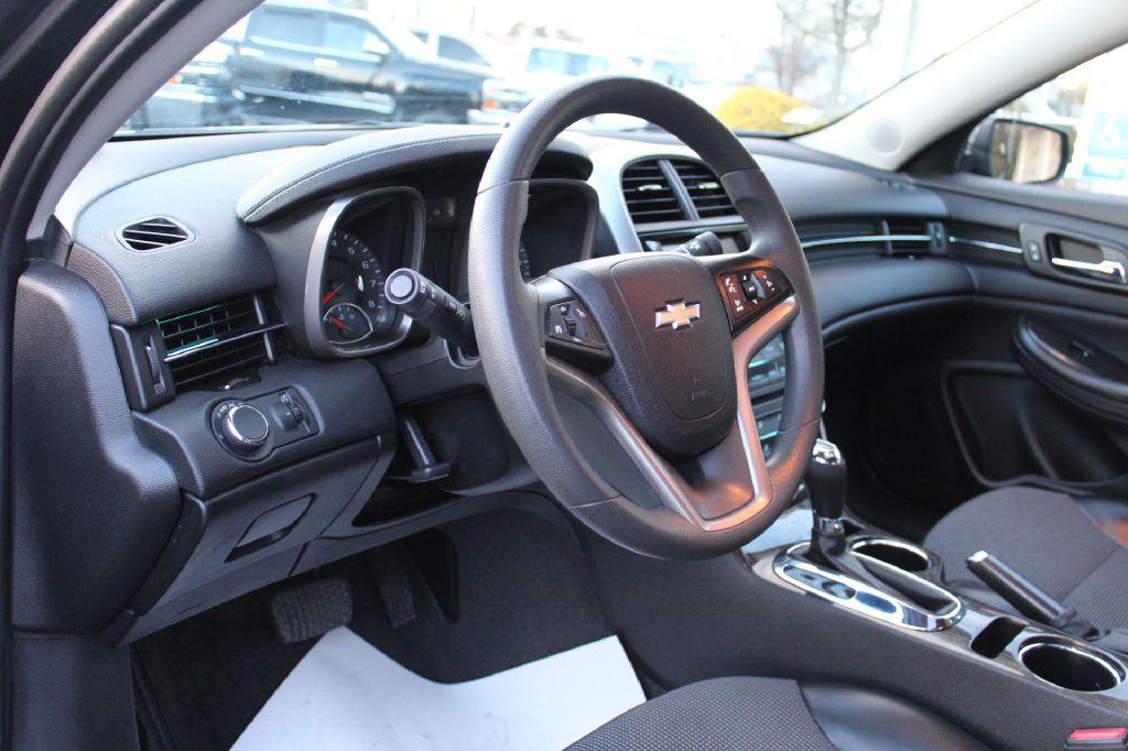 2015 CHEVROLET MALIBU LT 1LT for sale at Summit Motorcars