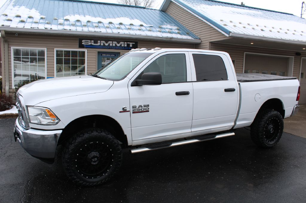 2014 RAM 2500 LARAMIE 4x4 CUMMINS 6SP for sale at Summit Motorcars