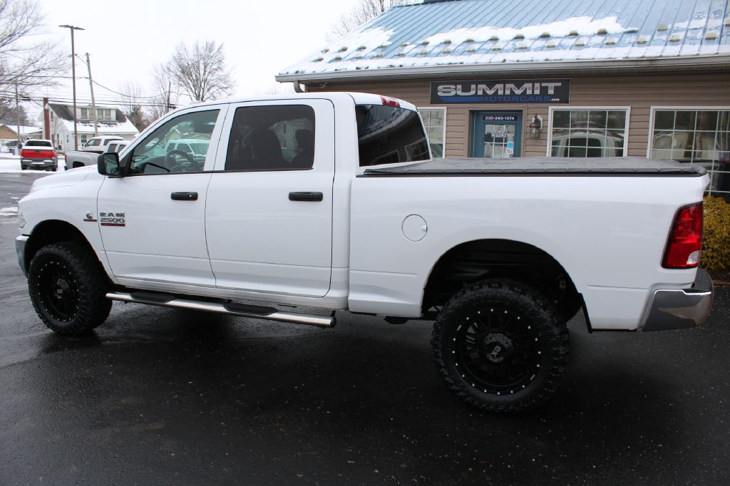 2014 RAM 2500 TRADESMAN 4WD CUMMINS for sale at Summit Motorcars