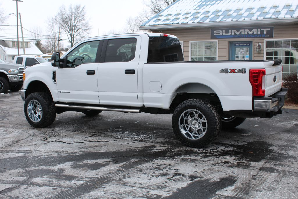 2017 FORD F250 XLT XLT 4WD POWERSTROKE for sale at Summit Motorcars