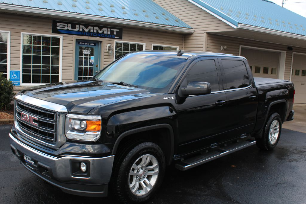 2015 GMC SIERRA 2500 DENALI 4x4 DURAMAX for sale at Summit Motorcars