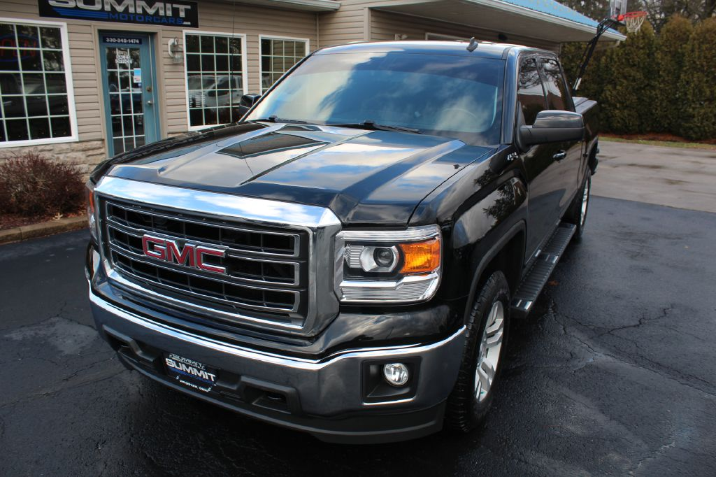 2014 GMC SIERRA 1500 SLE SLE 4WD for sale at Summit Motorcars