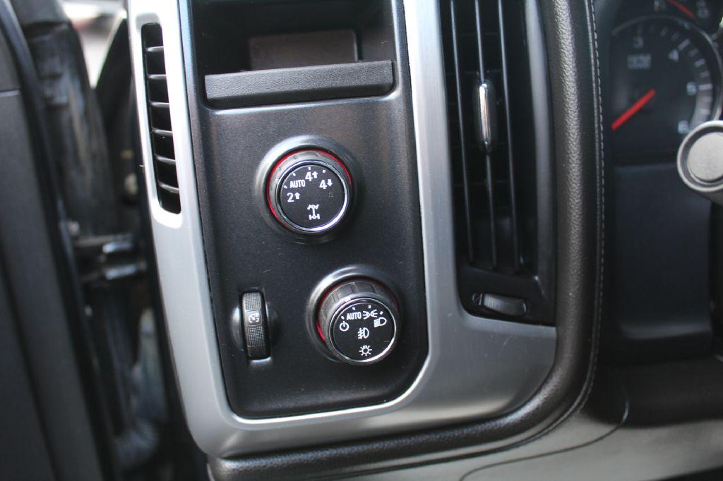 2014 GMC SIERRA 1500 SLE SLE 4x4 for sale at Summit Motorcars