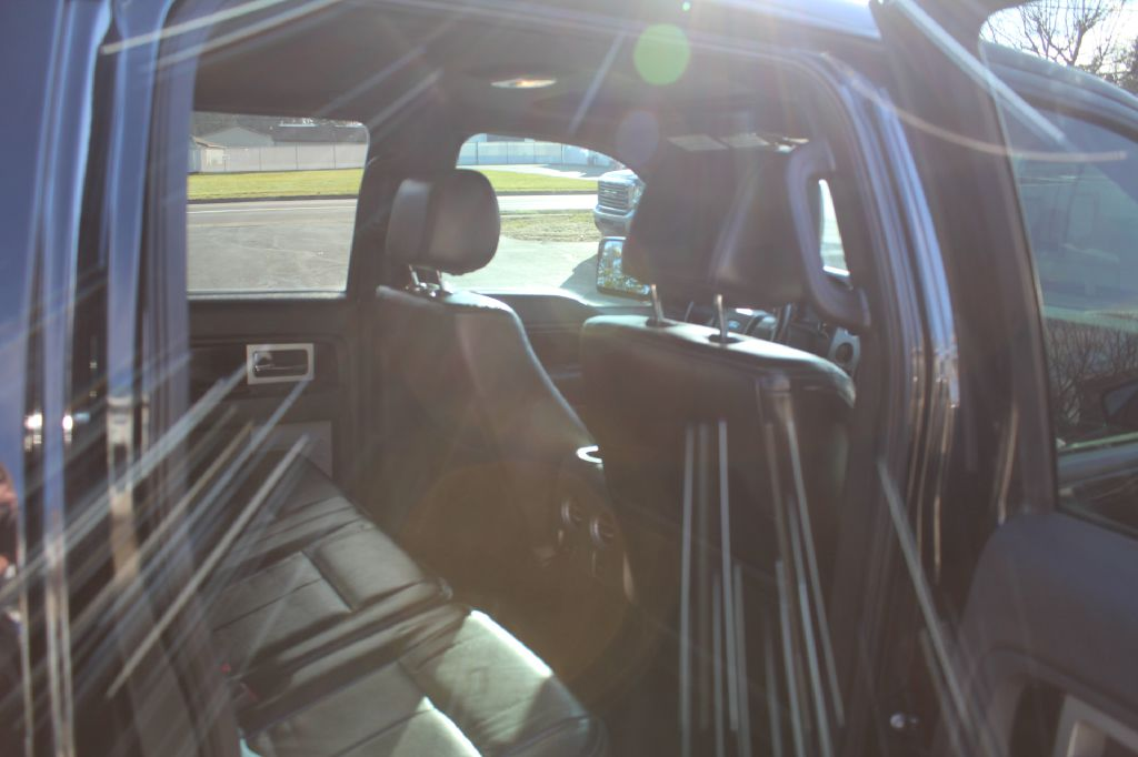 2012 FORD F150 FX4 FX4 4x4 for sale at Summit Motorcars