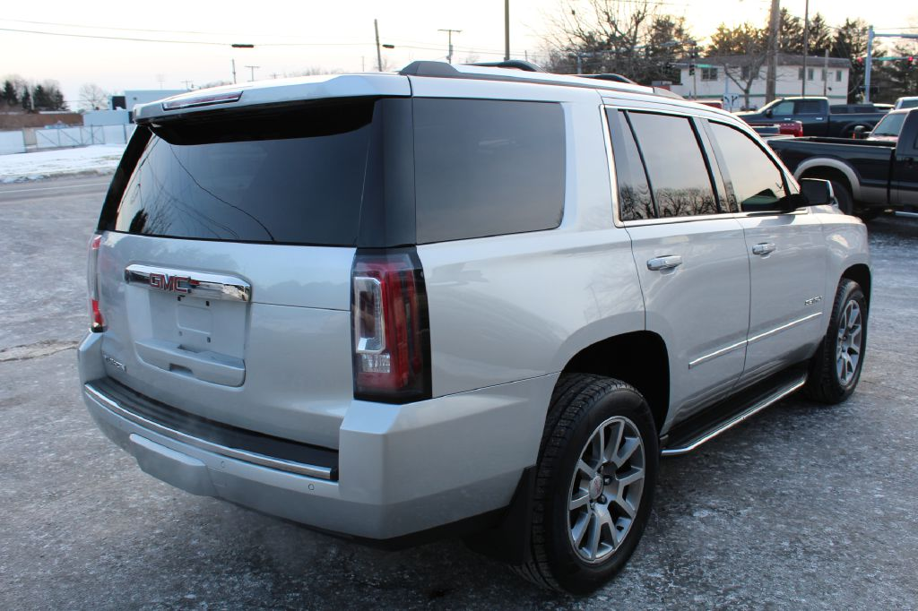2015 GMC YUKON DENALI DENALI 4WD for sale at Summit Motorcars