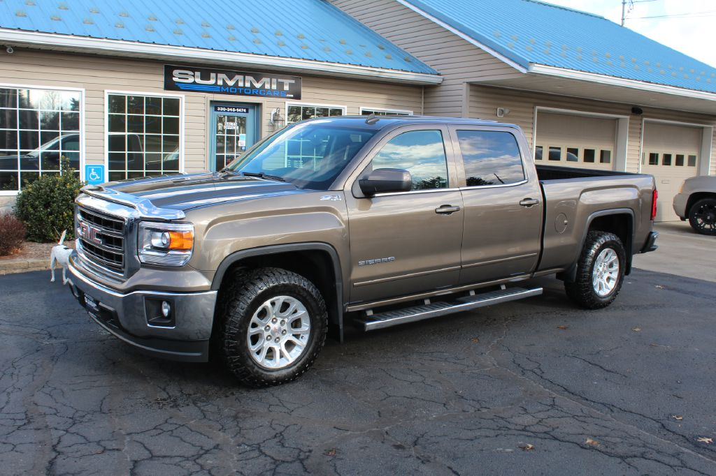 2014 GMC SIERRA 1500 SLE SLE 4x4 for sale at Summit Motorcars