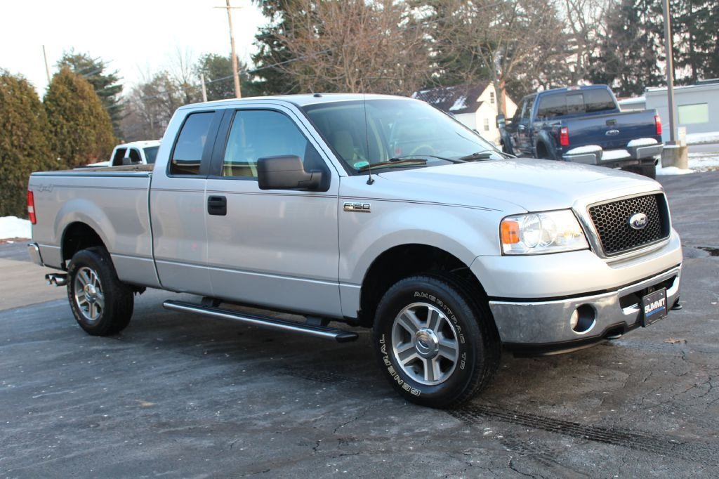 2008 FORD F150 XLT XLT 4x4 for sale at Summit Motorcars