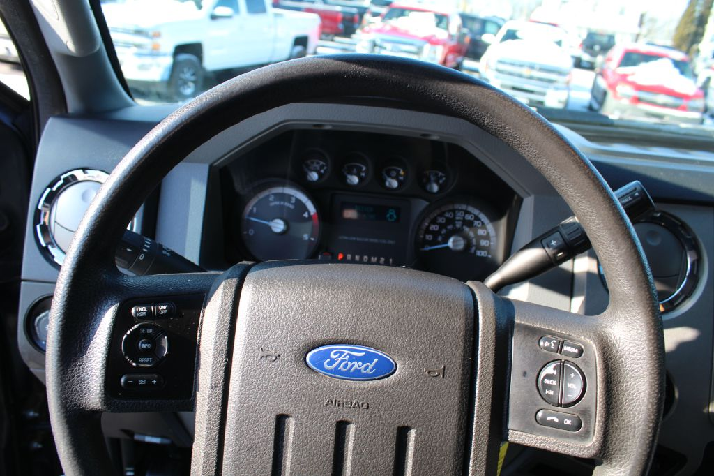 2015 FORD F250 XLT XLT 4WD POWERSTROKE for sale at Summit Motorcars