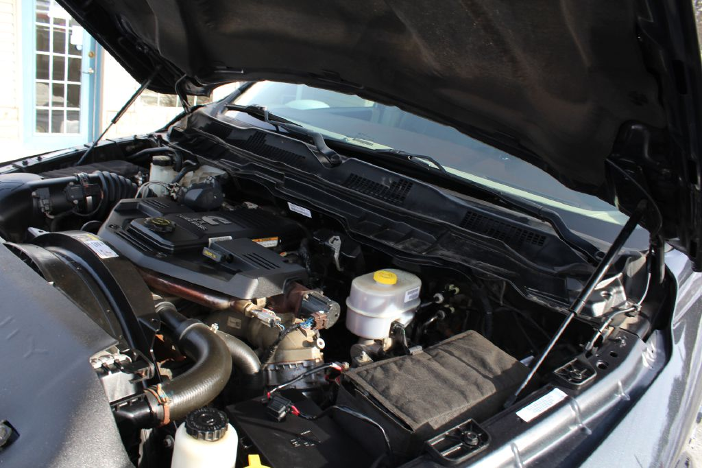 2013 RAM 2500 LONGHORN LONGHORN 4WD Cummins for sale at Summit Motorcars