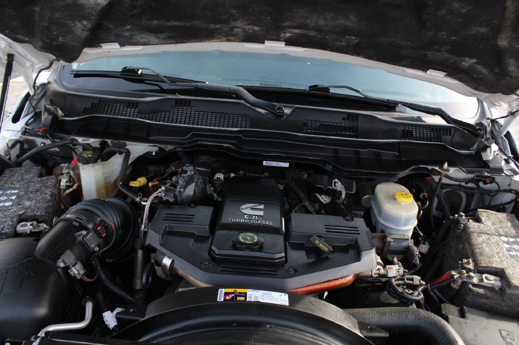 2015 RAM 2500 LARAMIE LARAMIE 4WD CUMMINS for sale at Summit Motorcars