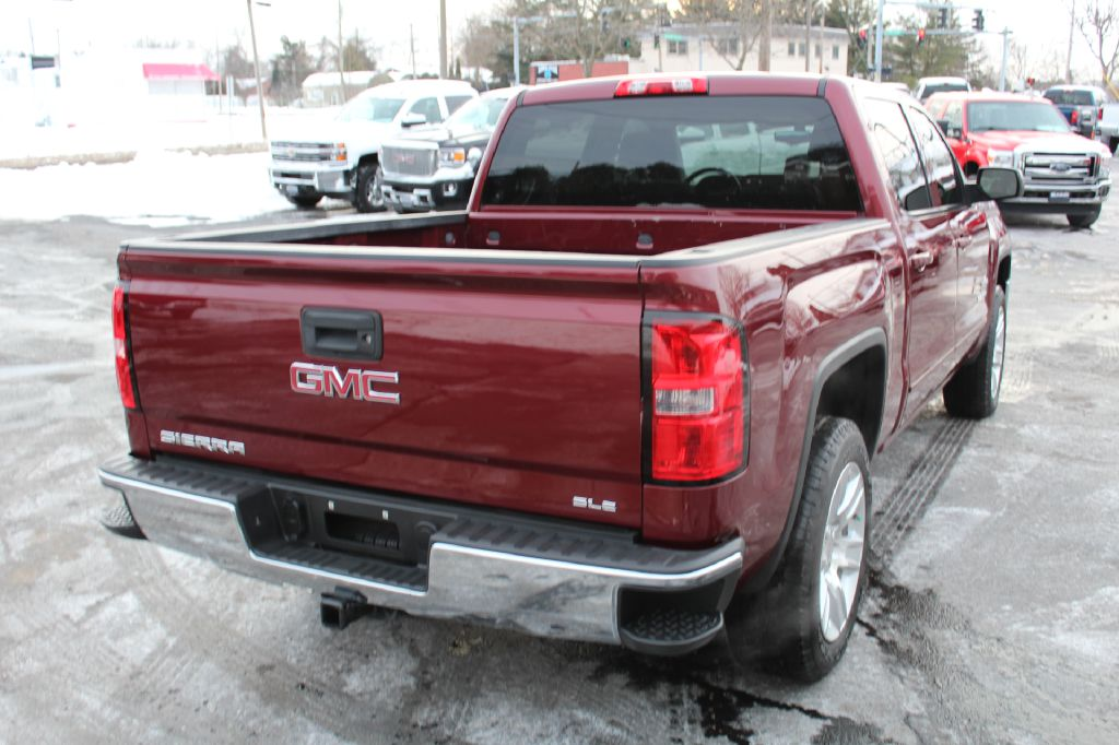 2014 GMC SIERRA 1500 SLE 1500 SLE 4WD for sale at Summit Motorcars