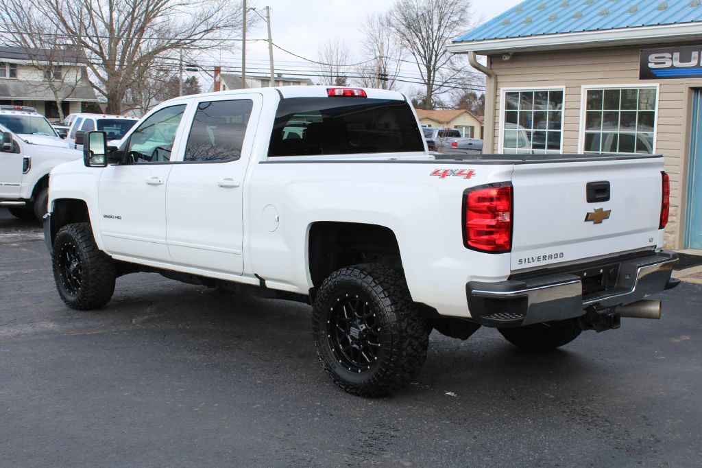 2017 CHEVROLET 2500 LT LT 4WD DURAMAX for sale at Summit Motorcars