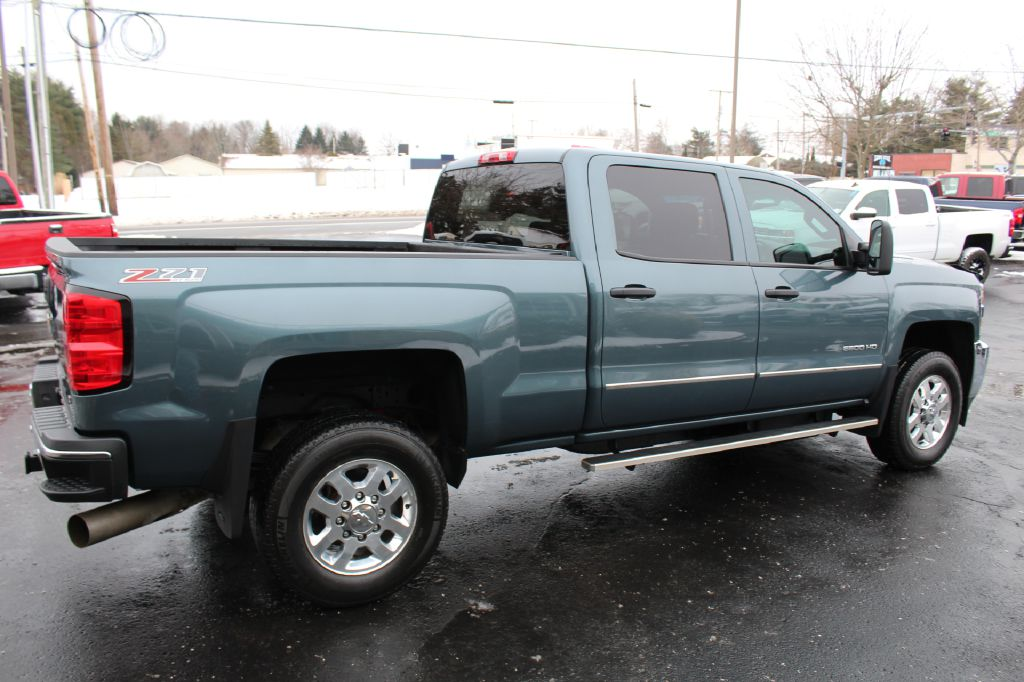 2015 CHEVROLET 2500 LT LT 4WD DURAMAX for sale at Summit Motorcars