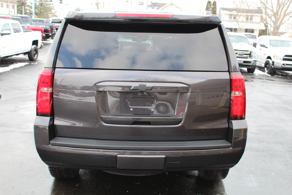 2015 CHEVROLET TAHOE LT 1500 LT 4WD for sale at Summit Motorcars