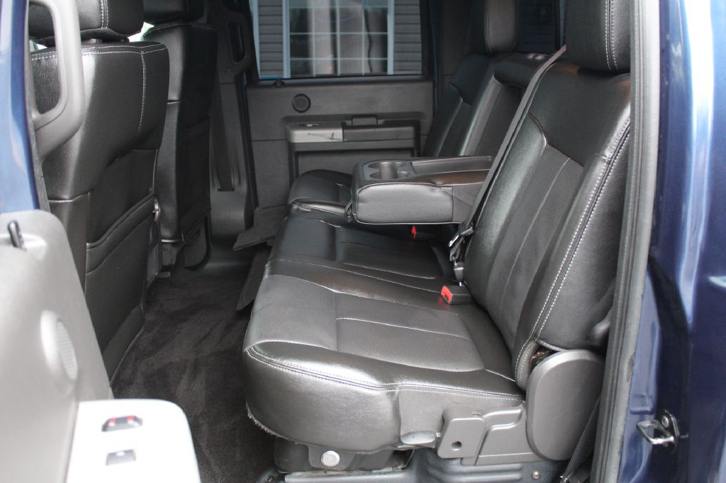 2014 FORD F350 LARIAT DRW LARIAT 4WD POWERSTROKE for sale at Summit Motorcars