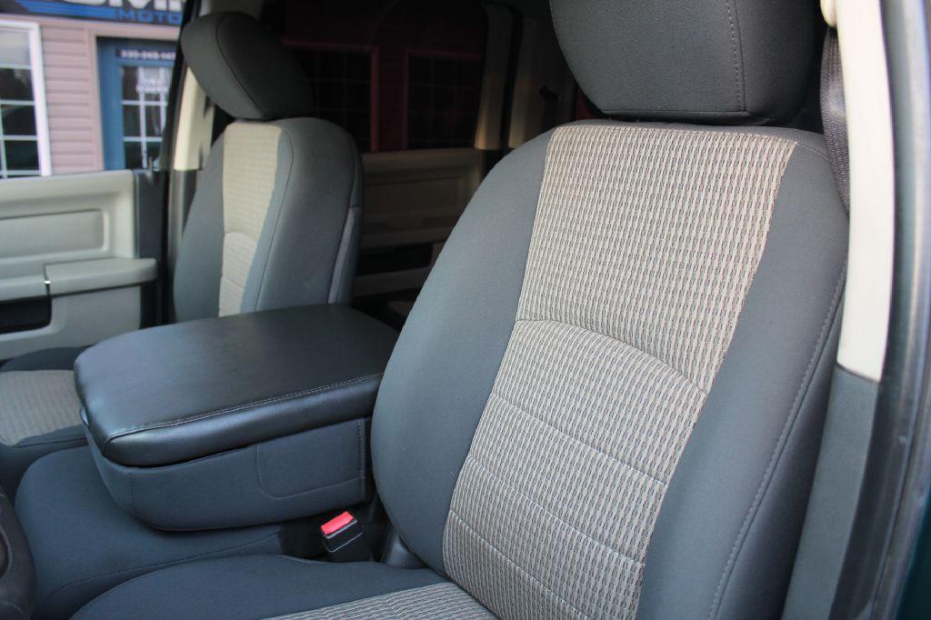 2012 DODGE RAM 2500 SLT SLT 4WD CUMMINS for sale at Summit Motorcars