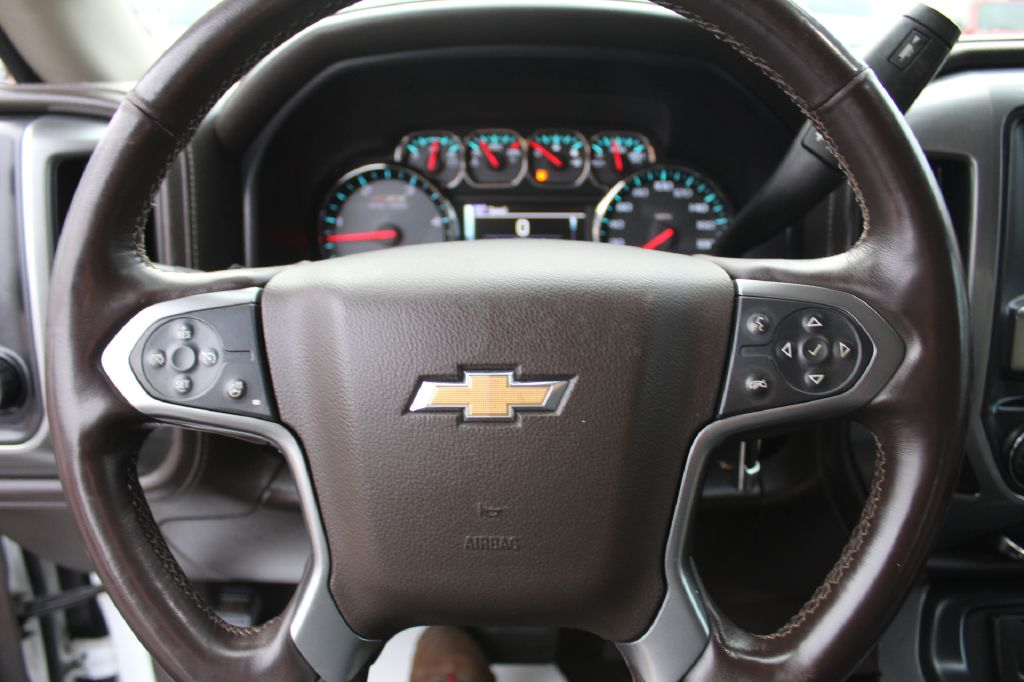 2015 CHEVROLET SLV 2500 LTZ LTZ 4WD DURAMAX for sale at Summit Motorcars
