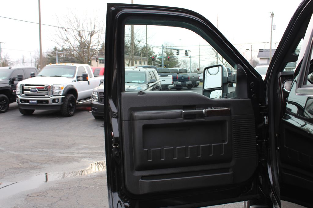 2013 FORD F250 PLATNIUM PLATNIUM 4WD POWERSTROKE for sale at Summit Motorcars