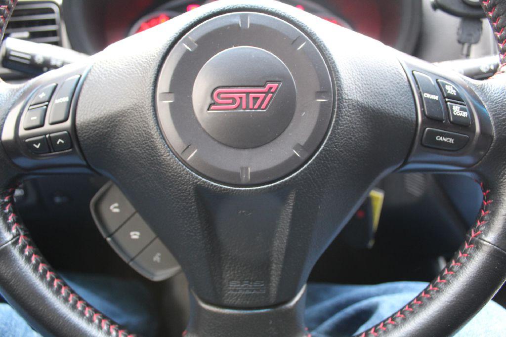 2013 SUBARU IMPREZA WRX STI for sale at Summit Motorcars