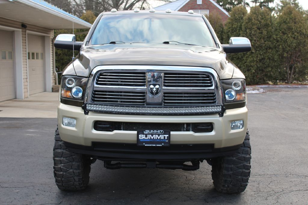 2012 DODGE RAM 3500 LONGHORN LONGHORN 4WD CUMMINS for sale at Summit Motorcars