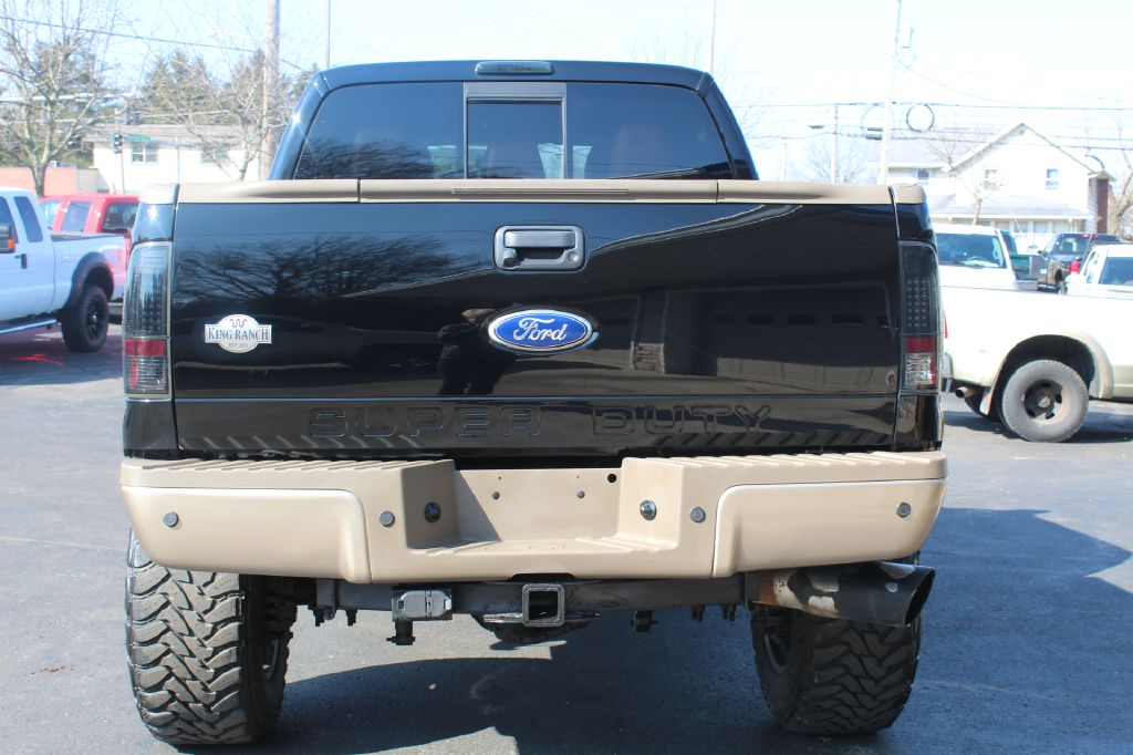 2011 FORD F250 KING RANCH KING RANCH 4WD POWERSTROKE for sale at Summit Motorcars
