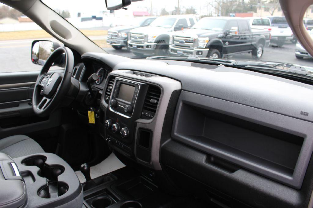 2015 RAM 2500 TRADESMAN TRADESMAN 4WD POWERSTROKE for sale at Summit Motorcars