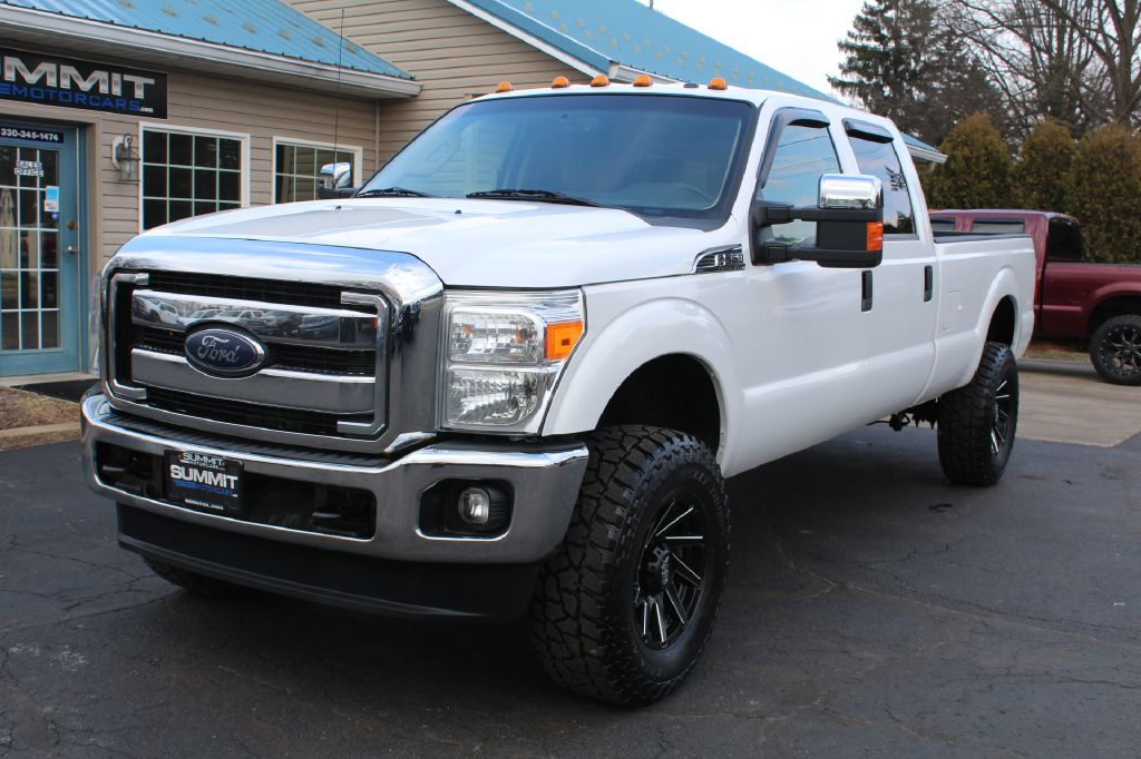 2015 RAM 2500 TRADESMAN TRADESMAN 4WD POWERSTROKE for sale at Summit Motorcars
