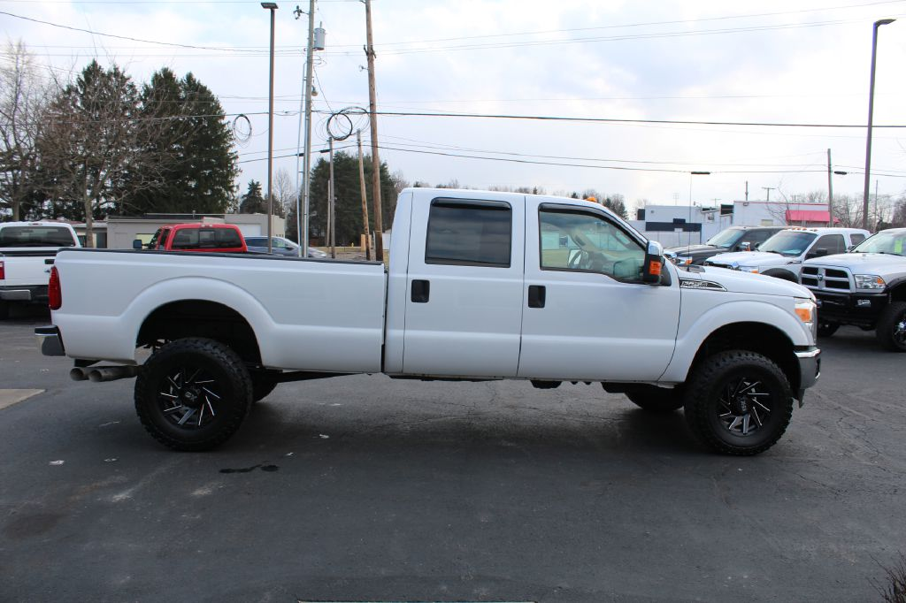 2015 FORD F250 XLT LB XLT 4WD POWERSTROKE for sale at Summit Motorcars