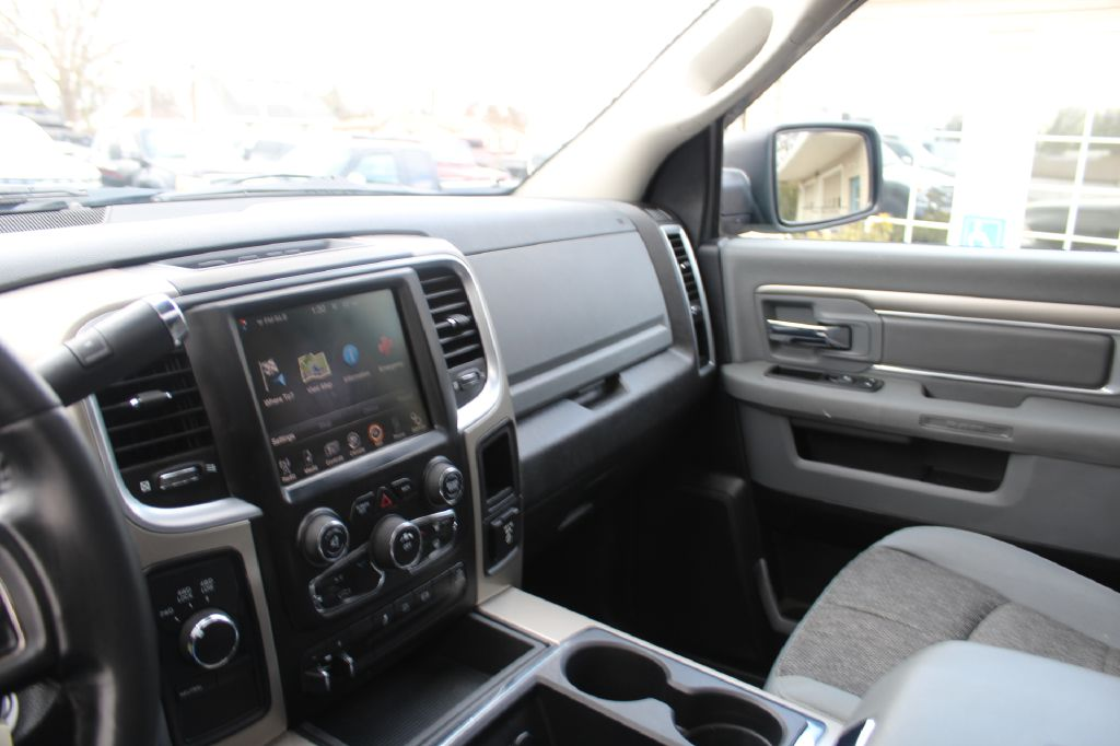 2013 RAM 2500 OUTDOORMAN OUTDOORSMAN 4WD DIESEL for sale at Summit Motorcars