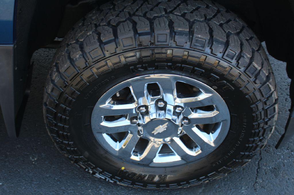 2015 CHEVROLET SLV 3500 LTZ LTZ 4WD DURAMAX for sale at Summit Motorcars