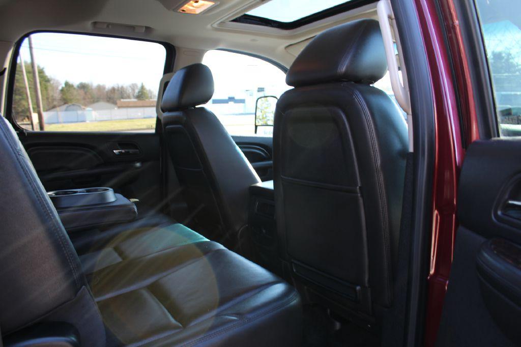 2013 GMC 3500DENALI  DRW DENALI 4WD DURAMAX for sale at Summit Motorcars