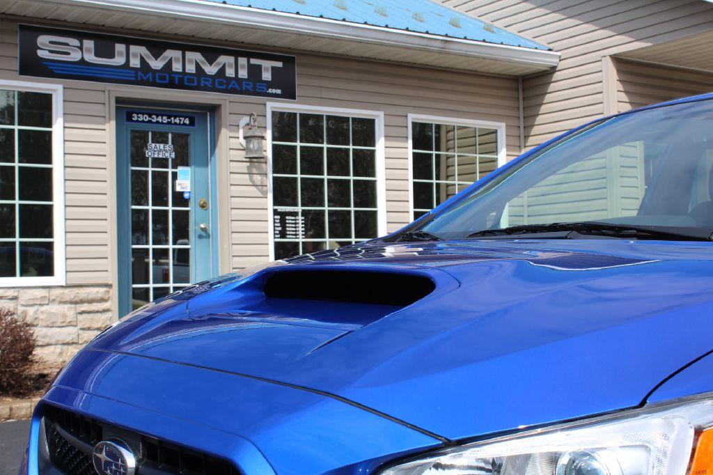 2017 SUBARU WRX PREMIUM AWD PREMIUM AWD for sale at Summit Motorcars