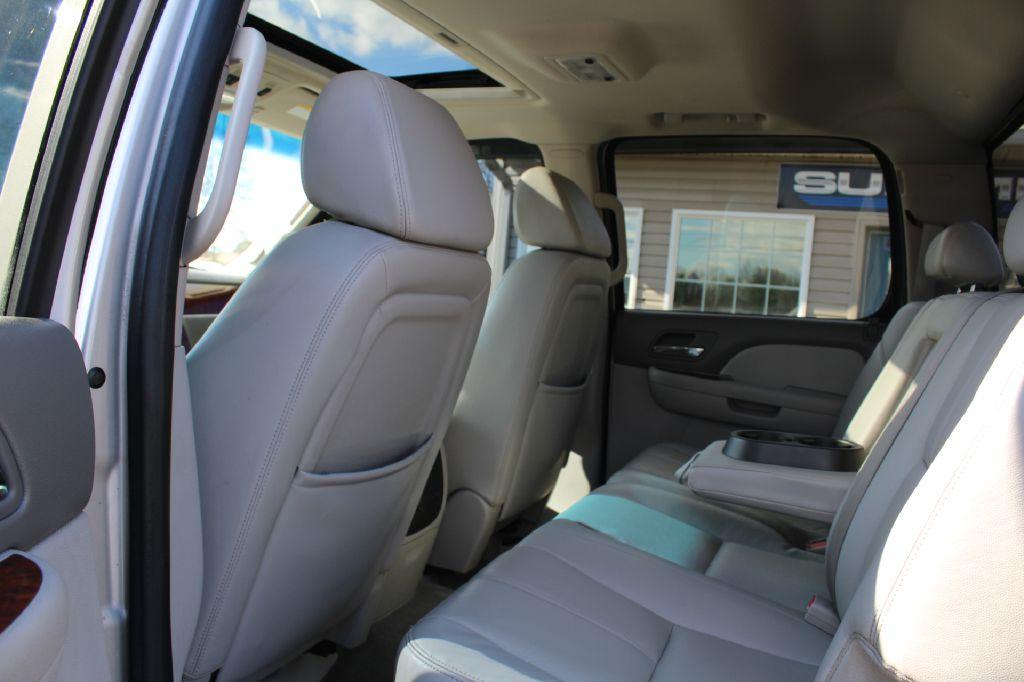2008 CHEVROLET SLV 2500 LTZ LTZ 4WD DURAMAX for sale at Summit Motorcars