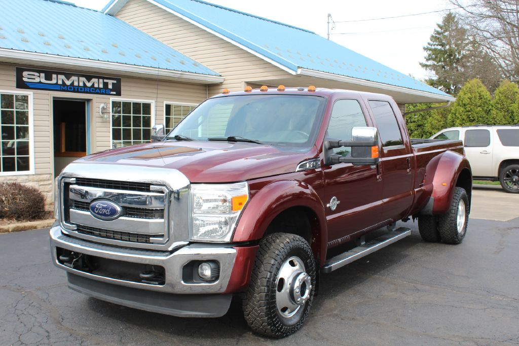 2015 GMC 2500 DENALI DENALI 4WD DURAMAX for sale at Summit Motorcars