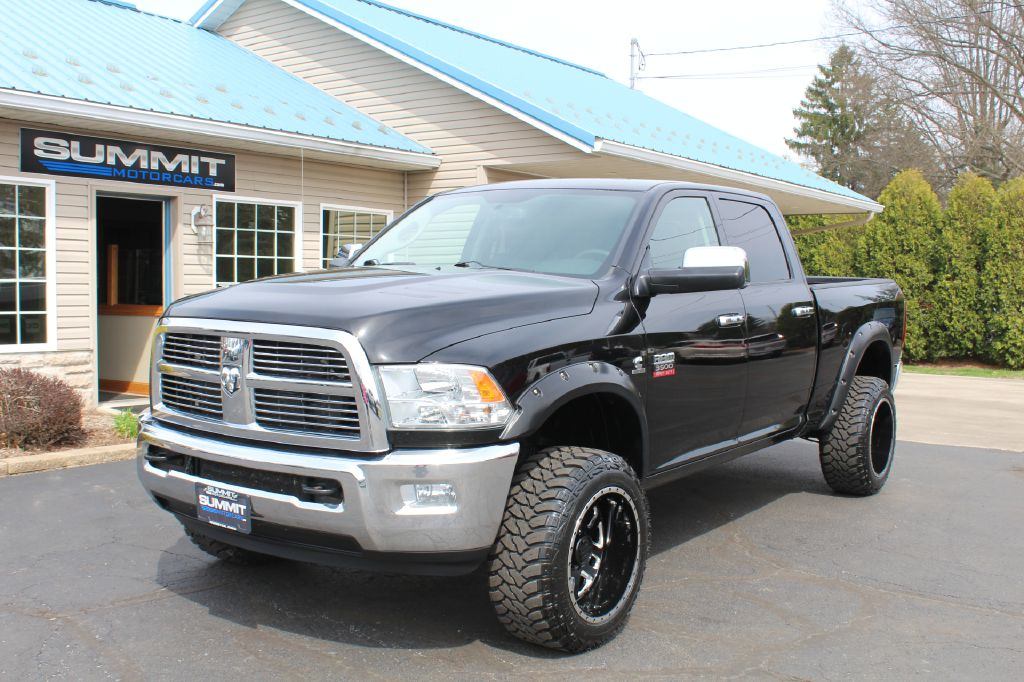 2012 GMC 3500 DENALI DENALI 4WD DURAMAX for sale at Summit Motorcars