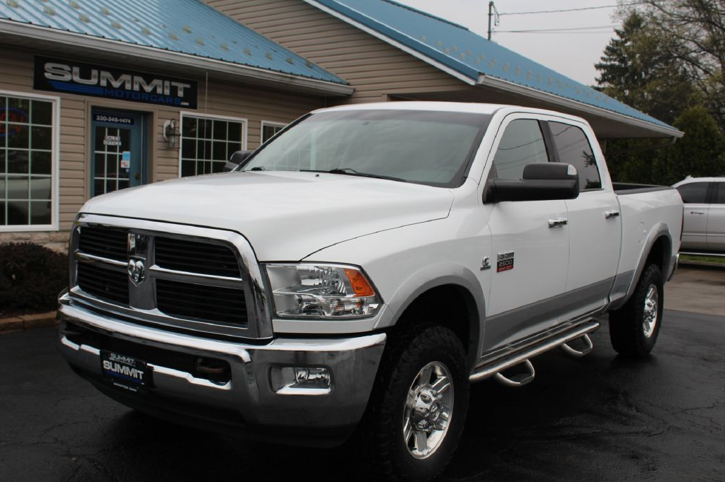 2018 RAM 2500 TRADESMAN SXT 4WD CUMMINS for sale at Summit Motorcars
